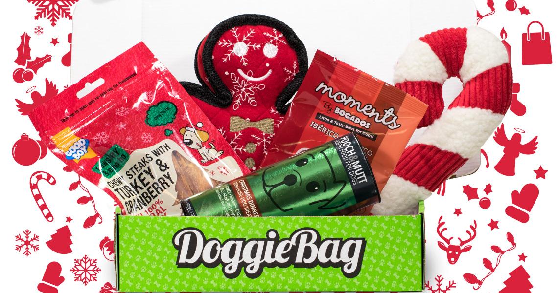 DoggieBag Temapakke til hund