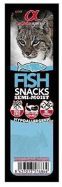 Alpha Spirit Snack Pack Fisk