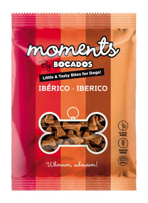 Bocados Moments Iberico, Stort Utvalg Treningsgodbiter til Hund