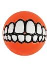 Rogz Grinz Smileball Orange