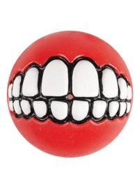 Rogz Grinz Smileball Rød