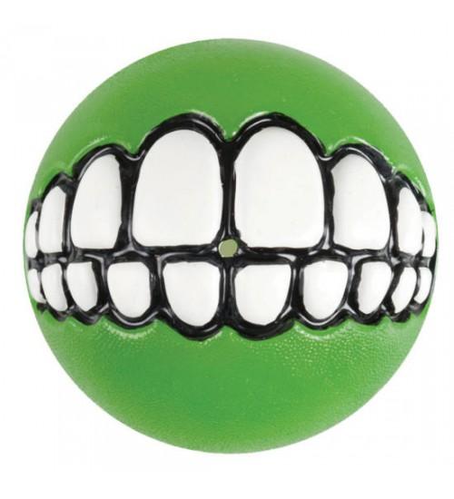 Rogz Grinz Smileball Grønn, Stort utvalg lekeballer til Hund