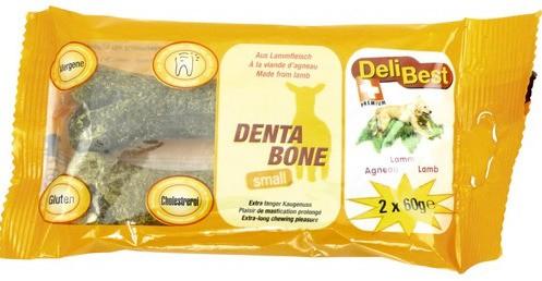 DeliBest DentaBone Lam Liten, Tyggeben og Annen Tygg til Hund