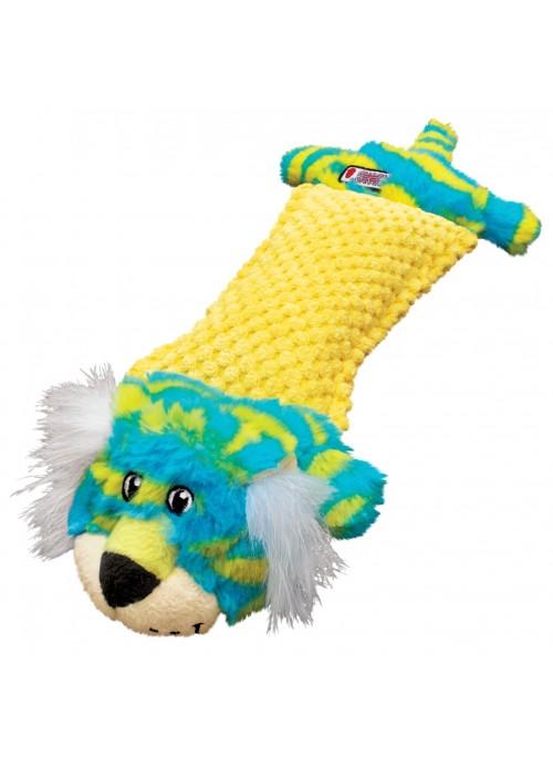 KONG Pillow Critter Tiger, Stort utvalg forskjellige kosedyrleker til hund