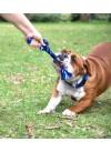 Rogz Yotz Scrubz Rope, Blå 1