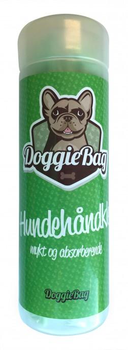 DoggieBag Hundehåndkle, Pleieprodukter til Hund