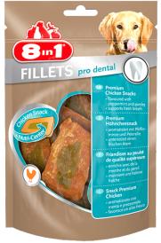 8in1 Kyllingfilet Pro Dental