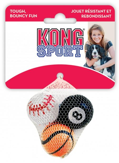 KONG Kraftige Tennisballer, Stort utvalg lekeballer til Hund