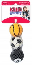 KONG Kraftige Tennisballer