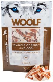 Woolf Trekanter av Kanin og Torsk