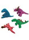 KONG Dynos Triceratops Magenta 3