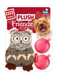 GiGwi Plush Friendz, Ugle