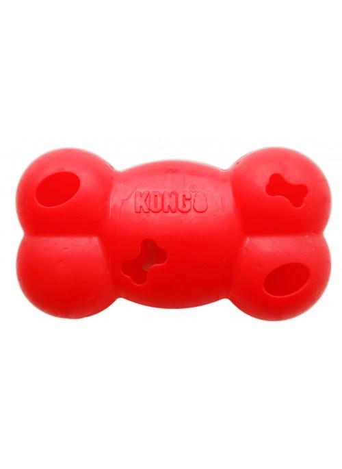 KONG Pawzzles Bone, Rød, Hjernetrimsleker og aktiviseringsleker