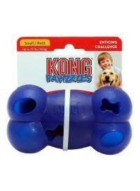 KONG Pawzzles Bone, Blå