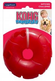 KONG Pawzzles Donut, Rød