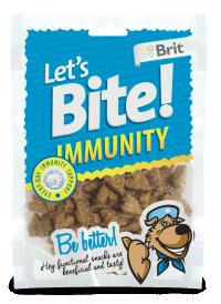 Brit Let´s Bite!Immunity Treningsgodbiter