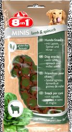 8 in 1 Minis Lam & Spinat