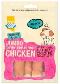 Good Boy Jumbo Kylling-Twistere