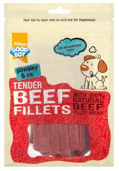 Good Boy Biff Sticks, Stort utvalg Godbiter og Snacks til Hunder
