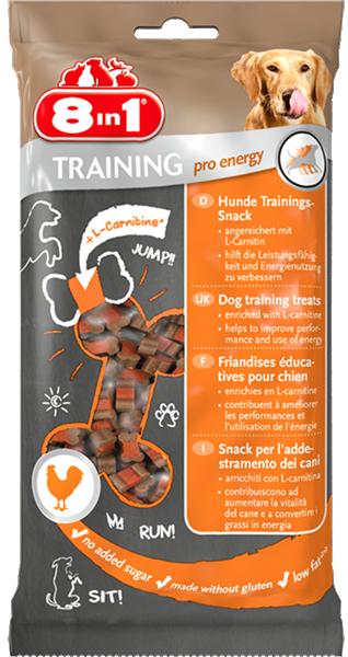 8in1 Training pro energy, Stort Utvalg Treningsgodbiter til Hund
