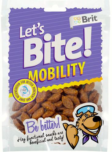 Brit Let´s Bite! Mobility Treningsgodbiter, Stort Utvalg Treningsgodbiter til Hund