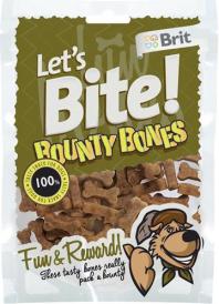 Brit Let´s Bite! Bounty Bones Treningsgodbiter