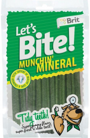 Brit Let´s Bite! Munchin' Mineral