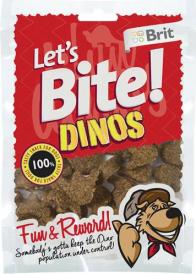 Brit Let´s Bite! Dinos Godbiter