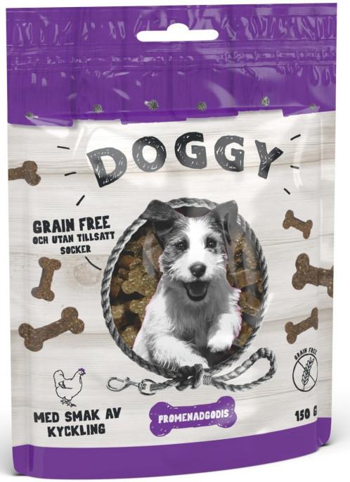 Doggy Sprø Treningsgodbiter, Godbiter til Trening for Hund