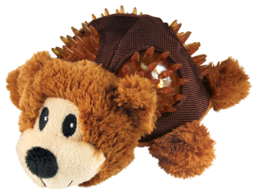 KONG Shells Bjørn, Stort utvalg forskjellige kosedyrleker til hund