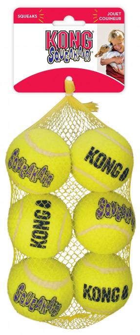 KONG Tennisballer med Pip, Stort utvalg lekeballer til Hund