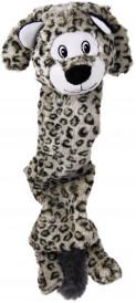 KONG Stretchezz Jumbo Snøleopard