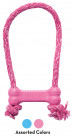 KONG Puppy Goodie Med Tau, Rosa 3