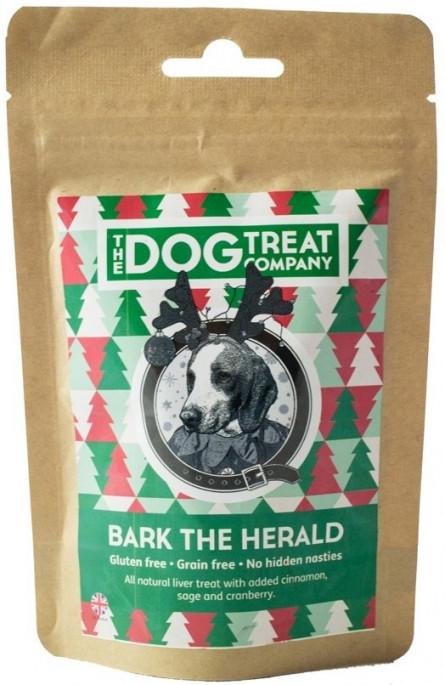 The Dog Treat Company Håndlagde Julekjeks, Stort Utvalg av Spennende Hundekjeks