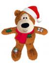 KONG Wild Knots julebjørn, Brun