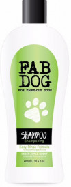 Fab Dog Green Apple Shampo