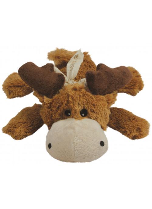 KONG Cozie Natural, Marvin Moose, Stort utvalg forskjellige kosedyrleker til hund