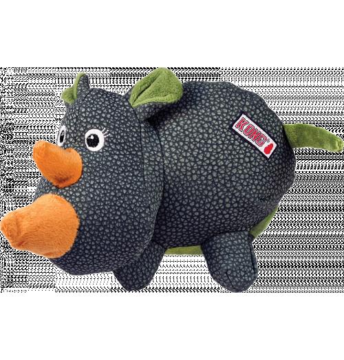 KONG Phatz Rhino, Stort utvalg forskjellige kosedyrleker til hund