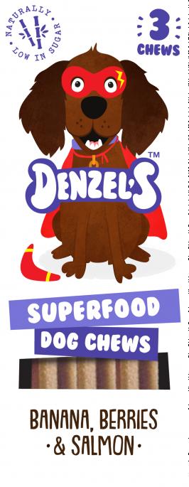 Denzel´s Superfood, Stort utvalg Godbiter og Snacks til Hunder
