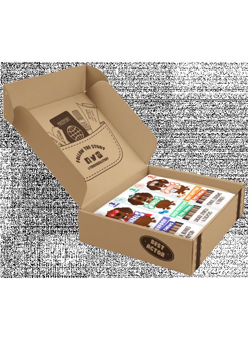 Denzel´s Suitcase: Nut Butter, High Protein & Superfood, Stort utvalg Godbiter og Snacks til Hunder