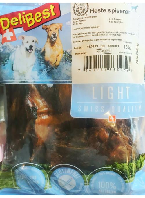 DeliBest Hest Spiserør, Tyggeben og Annen Tygg til Hund