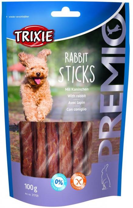 Trixie Kanin Sticks, Stort utvalg Godbiter og Snacks til Hunder