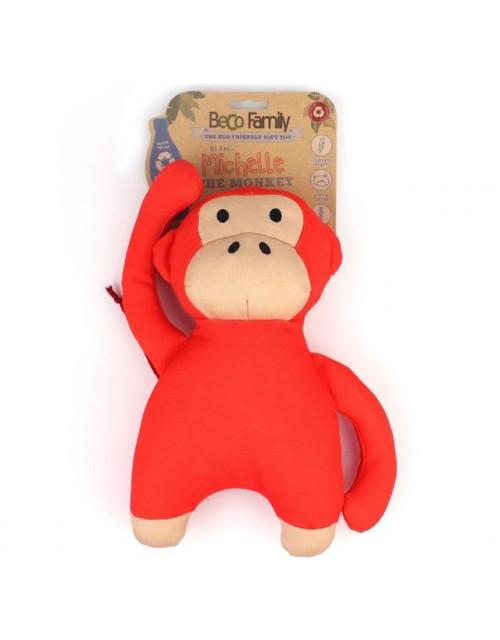Beco Michelle The Monkey, Stort utvalg forskjellige kosedyrleker til hund