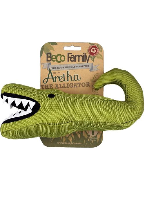 Beco Aretha The Alligator, Stort utvalg forskjellige kosedyrleker til hund