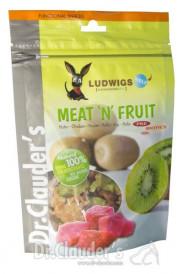 Dr.Clauder´s Meat'n'Fruit Kiwi & Kylling