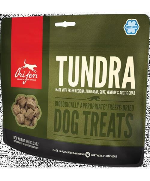 Orijen Orijen Tundra , Stort utvalg Godbiter og Snacks til Hunder