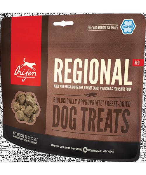 Orijen Orijen Regional , Stort utvalg Godbiter og Snacks til Hunder