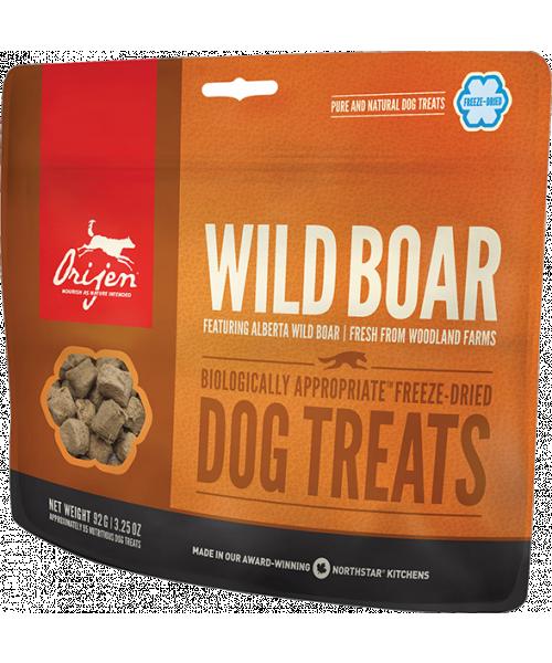 Orijen Orijen Wild Boar , Stort utvalg Godbiter og Snacks til Hunder