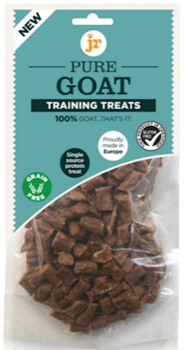 JR Products Pure Geit, Treningsgodbiter, Stort Utvalg Treningsgodbiter til Hund