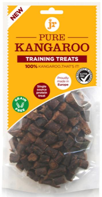 JR Products Pure Kenguru, Treningsgodbiter, Stort Utvalg Treningsgodbiter til Hund